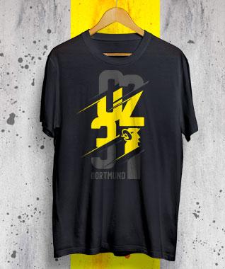 Shirt Dortmund 0231 Flash